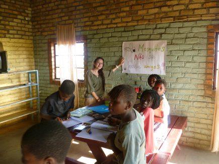 Wendy Maya-Peace Corps