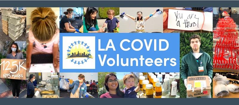 LA COVID Volunteers
