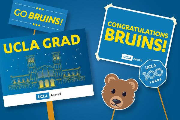 Proud of my Bruin
