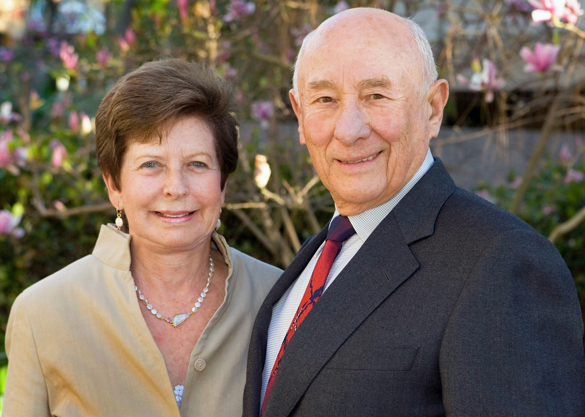 Renee '53 and Meyer '49 Luskin