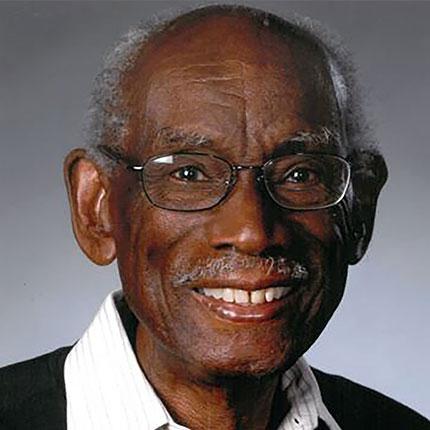 "Wilfred ""Bill"" Coggins, M.S.W. '55"