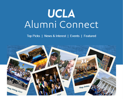 Alumni Connect - May 2020
