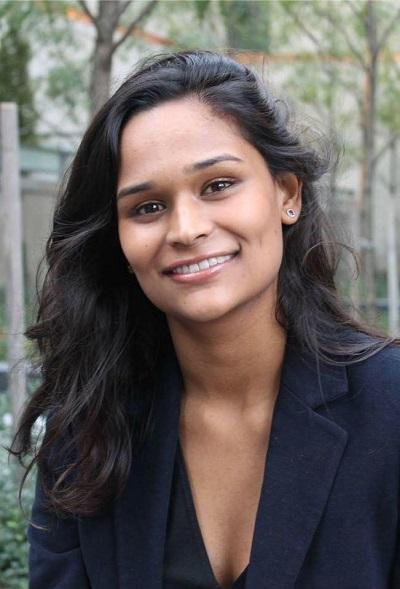 Priyanka Naik (exp. M.D. '21)