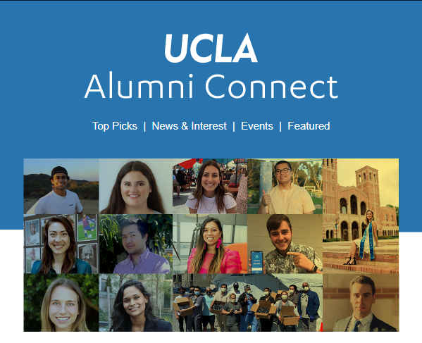 Alumni Connect - September 2020