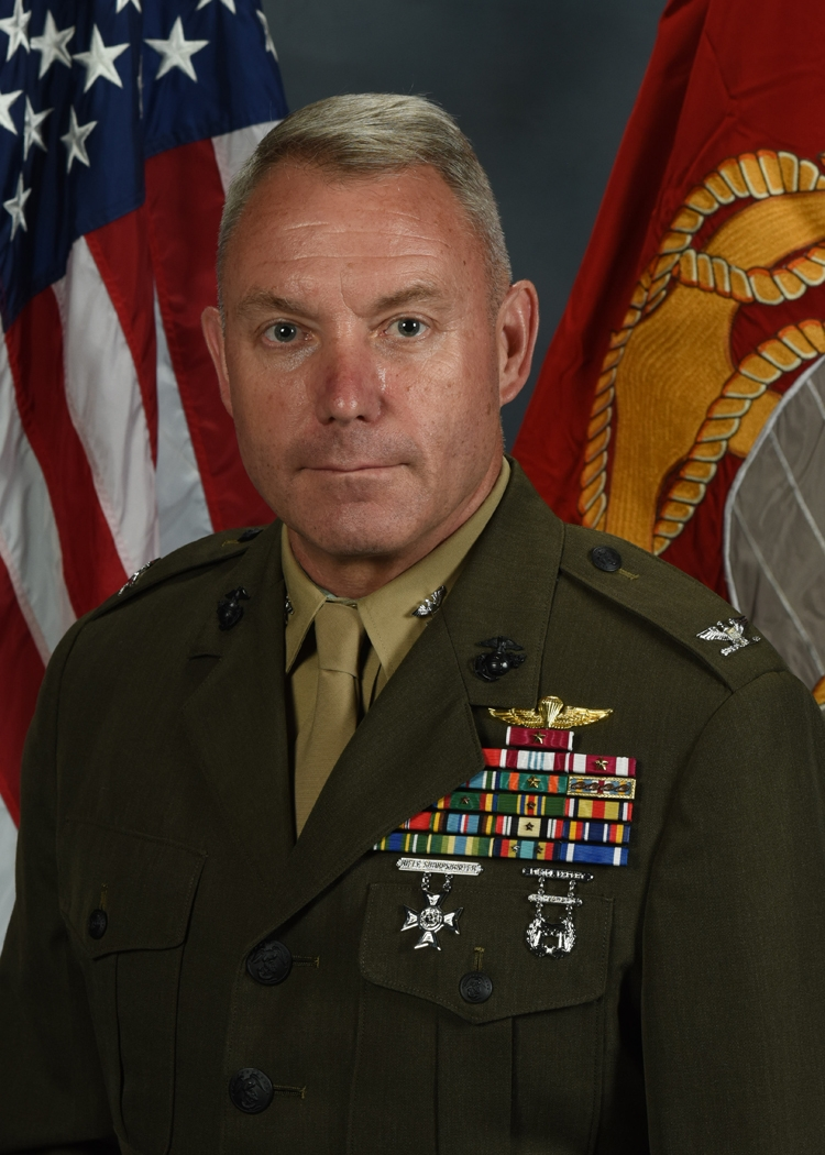 Colonel Sean M. McBride
