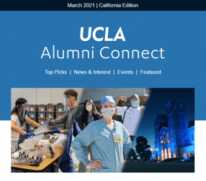 Alumni Connect - March 2021