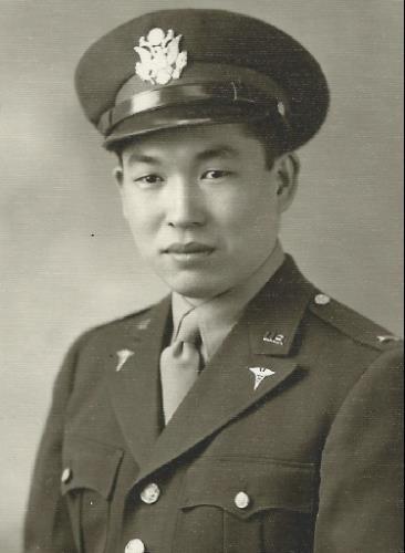 James N. Yamazaki '39, M.D.