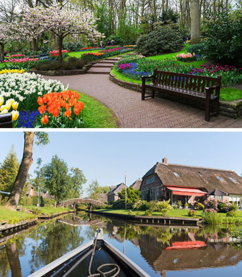Dutch Waterways and Floriade
