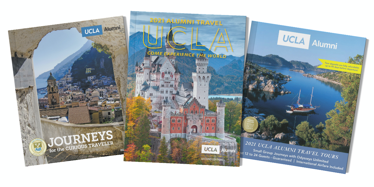Travel catalogs