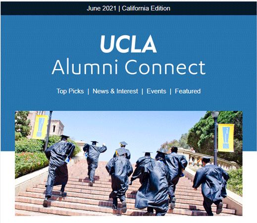 Alumni Connect - June 2021