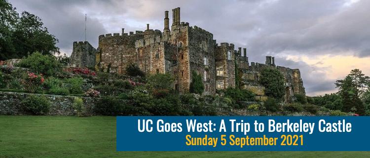UC Goes West: A Trip to Berkeley Castle