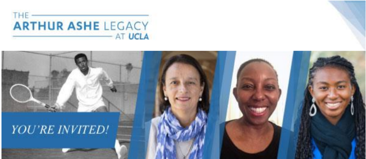 Arthur Ashe Oral History Project: Reception and Panelist Conversation