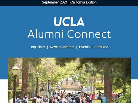 Alumni Connect - September 2021