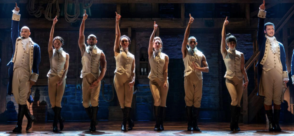 Hamilton, the Musical With Asian Pacific Alumni of UCLA